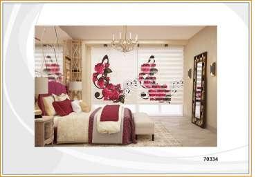 Арт70334 Електронний каталог дизайнів фото друку по тканевим ролетам
