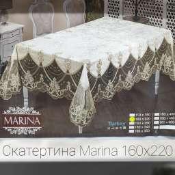 Бархатна скатертина Marina