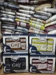 Набір махрових рушників для чоловіків Gulgan